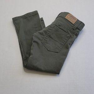 6 kids Levi's jeans